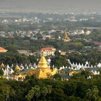 Архитектура Бирмы I–XIX вв. Градостроительство