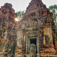 Архитектура Камбоджи IX – первой половины X вв.