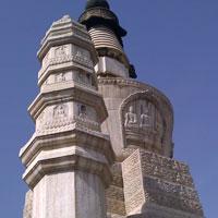 Архитектура Китая сер. XVII – сер. XIX вв.: культовые сооружения
