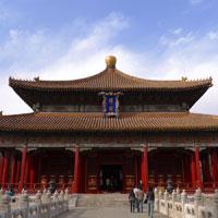 Архитектура Китая сер. XVII – сер. XIX вв.: общественные сооружения