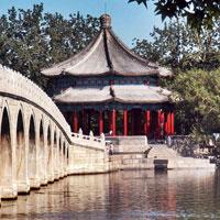 Архитектура Китая сер. XVII – сер. XIX вв.: императорские парки
