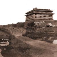 Архитектура Китая сер. XVII – сер. XIX вв.: градостроительство
