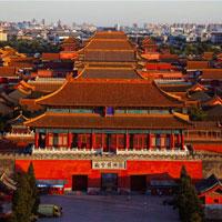 Архитектура Китая сер. XVII – сер. XIX вв.: дворцы
