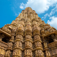 Архитектура Индии V–XIII вв. Культовое зодчество
