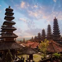 Монументальное зодчество Бали X–XVI вв.