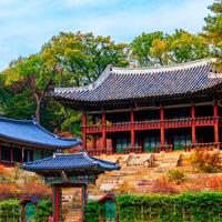 Архитектура Кореи