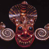 Декоративно-прикладное искусство Шри Ланка