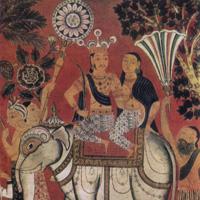 Живопись Шри Ланка. Древний и средневековый период