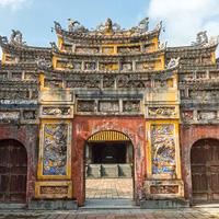 Архитектура Вьетнама в период династии Нгуенов XIX–XX вв.