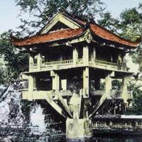 Вехи развития древней религиозной архитектуры вьетнамцев