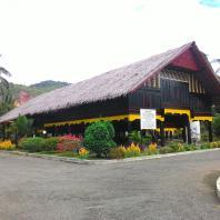 Индонезия, Ачех, традиционный жилой дом Rumoh Aceh