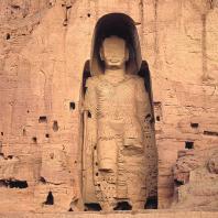 Бамиан. Большой Будда, V в.