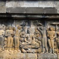 Центральная Ява. Боробудур, VIII—IX вв. Фото: Isriya Paireepairit