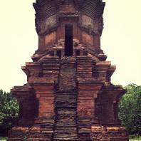 Восточная Ява. Чанди Джабунг, середина XIV в.