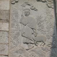 кафедральный католический собор города Фатзиема (Phat Diem), Вьетнам