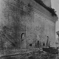 """Рис. 22. Да-янь-та (""""Большая пагода диких гусей""""). Два нижних этажа"""