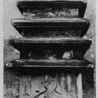 Рис. 24. Пагода 722 г. н. э. близ Бэй-та