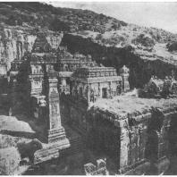 32. Элура. Храм Кайласанатха (вторая половина VIII в. н. э.)