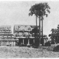39. Мамаллапурам. Общий вид на храмовый комплекс (VII в. н. э.)