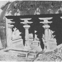 42. Мамаллапурам. Скальный храм