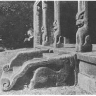 43. Мамаллапурам. Лестница храма