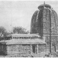 48. Бхуванешвара. Храм Парашурамешвара (около 750 г. н. э.)