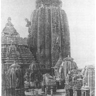 52. Бхуванешвара. Храм Лингараджа (около 1000 г. н. э.)