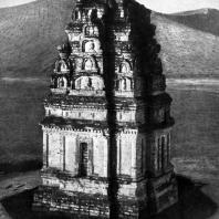 Чанди Бхимы. Плато Дьенг. VIII-IX вв.