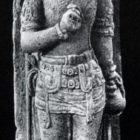 Шива. Камень. VIII в. Центральная Ява