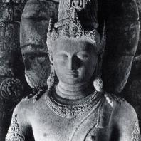 Авалокитешвара. Фрагмент