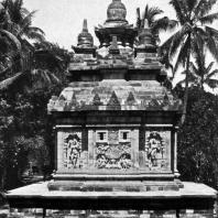 Чанди Павон. VIII-IX вв. Долина Кеду. Центральная Ява