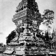 Чанди Кидал. XIII в. Восточная Ява