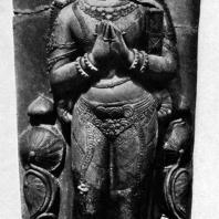 Судханакумара. Чанди Джаго. Камень. Выс. 114 см. XIII в. Восточная Ява