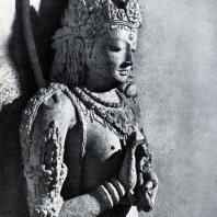 Праджняпарамита. Чанди Сингосари. Фрагмент