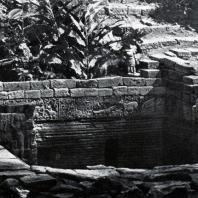 Бассейн комплекса Панатаран. XIII-XIV вв. Восточная Ява