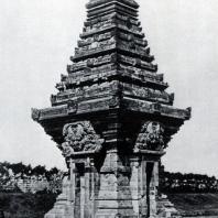 Чанди комплекса Панатаран. 1369 г.