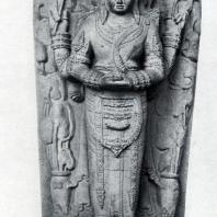 Правитель династии Маджапахит в виде божества
