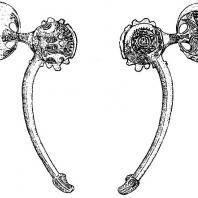 Ритуальный топор с острова Роти. Бронза. Вторая половина I тыс. до н. э