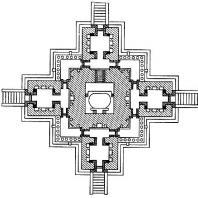 План главного чанди Севу