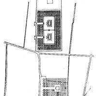 План северного комплекса чанди Плаосан
