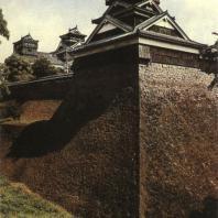 Замок Кумамото. 1607