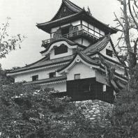 Замок Инуяма. 1600