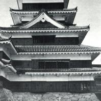 Замок Мацумото. Башня. 1597
