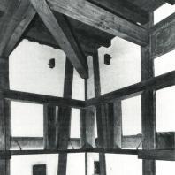 Замок Химэдзи. Главная башня. Интерьер