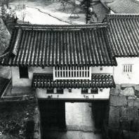 Замок Химэдзи. Ворота