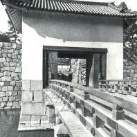 Замок Нидзё. Башенные ворота