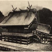 1. Большой синтоистский храм в Идзумо