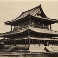 6. Золотой храм Хориудзи близ Нара. VII в.