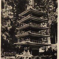18. Пагода Муроодзи в Ямато. 824 г.