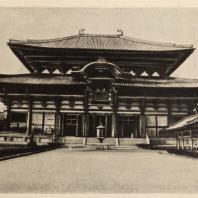 19. Золотой храм Тодайдзи. VIII в. (Перестроен около 1700 г.)